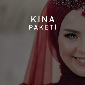 Kına Fotoğraf Paketi