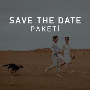 Save The Date Fotoğraf Paketi