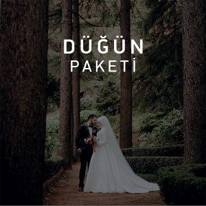 Düğün Fotoğraf Paketi